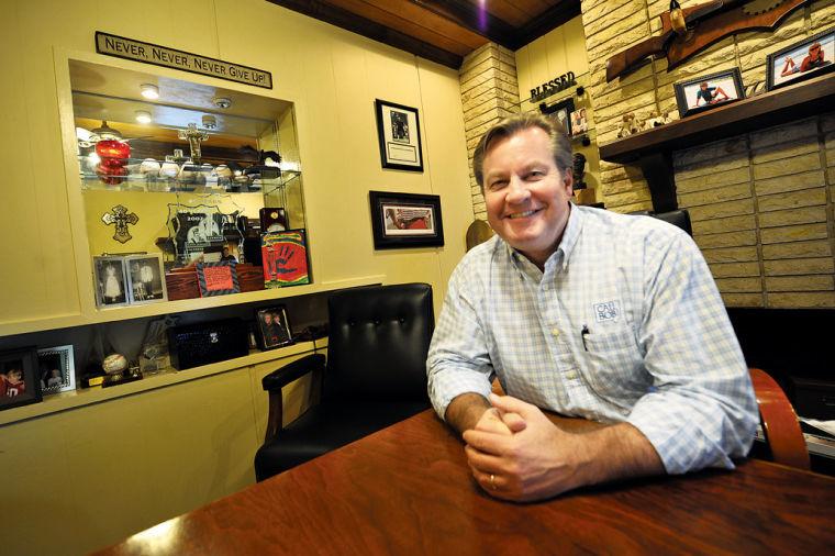 Local Businessman New Chamber Chairman